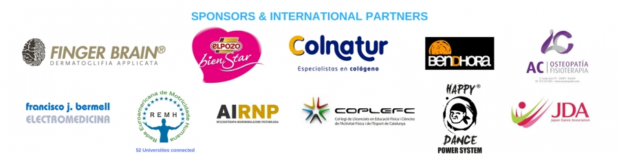 INTERNATIONAL PARTNERS & SPONSORS