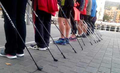Nordic Walking Route for Cancer Survivors